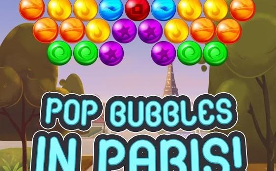 Bubble Shooter Paris Ekran Görüntüleri - 2