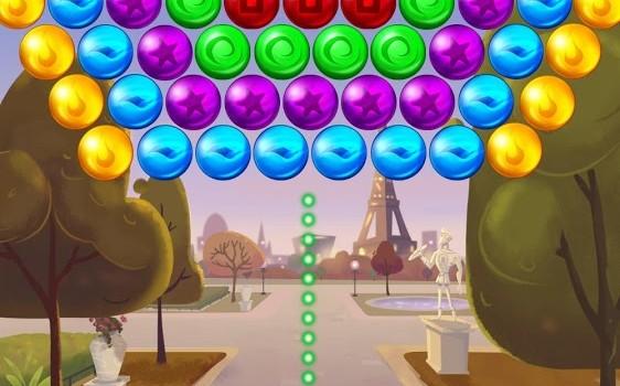 Bubble Shooter Paris Ekran Görüntüleri - 1