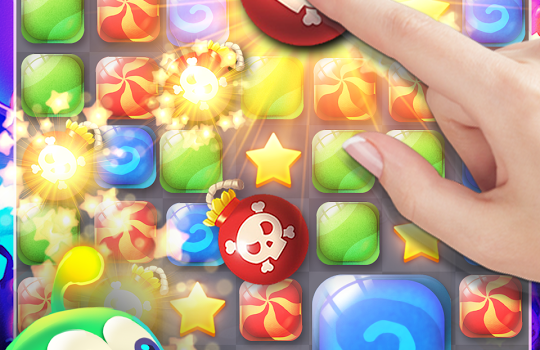 Candy Puzzle Ekran Görüntüleri - 3