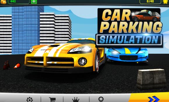 Car Parking Simulation Ekran Görüntüleri - 3