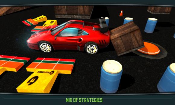 Car Parking Simulation Ekran Görüntüleri - 1