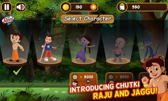 Chhota Bheem Jungle Run Ekran Görüntüleri - 5