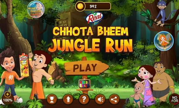 Chhota Bheem Jungle Run Ekran Görüntüleri - 6