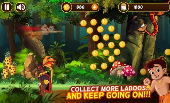 Chhota Bheem Jungle Run Ekran Görüntüleri - 1