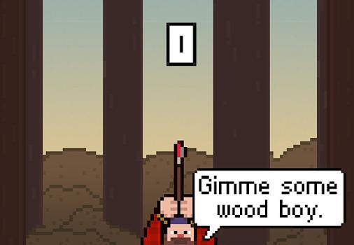 Chopping Wood Simulator Ekran Görüntüleri - 2
