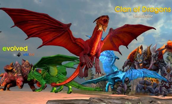 Clan of Dragons Ekran Görüntüleri - 4