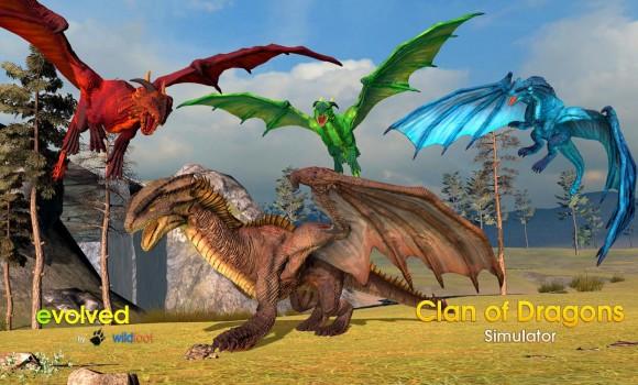 Clan Of Dragons Ekran Görüntüleri - 5
