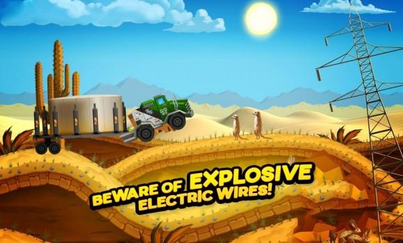 Desert Rally Trucks Ekran Görüntüleri - 5