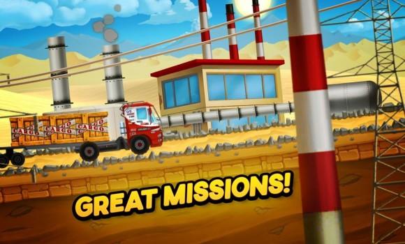 Desert Rally Trucks Ekran Görüntüleri - 4