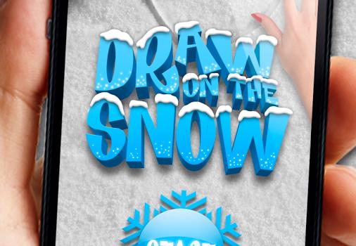 Draw on Snow Ekran Görüntüleri - 3
