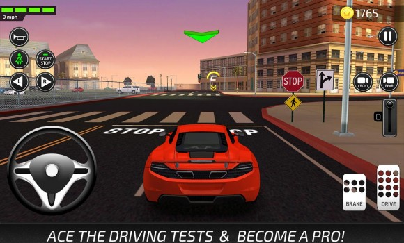 Driving Academy Simulator 3D Ekran Görüntüleri - 2
