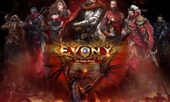 Evony - The King's Return Ekran Görüntüleri - 1