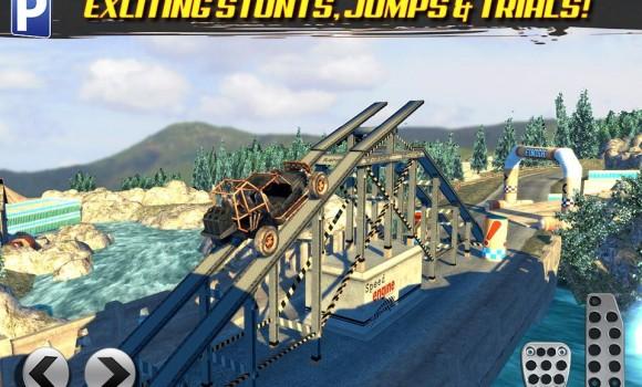 Extreme Hill Climb Parking Sim Ekran Görüntüleri - 1