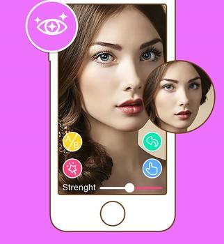 Eye Color Switch Ekran Görüntüleri - 4
