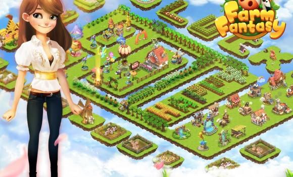Farm Fantasy Ekran Görüntüleri - 2