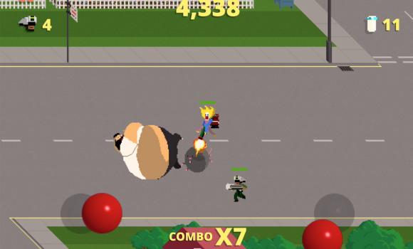 Fast Food Rampage Ekran Görüntüleri - 1