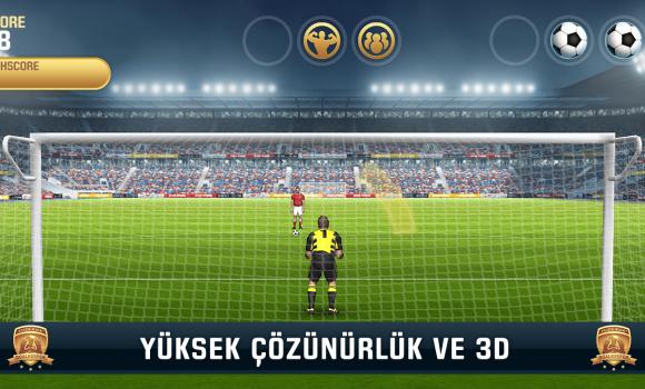 Flick Kick Goalkeeper Ekran Görüntüleri - 2