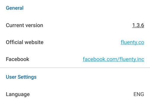 Fluenty Ekran Görüntüleri - 1