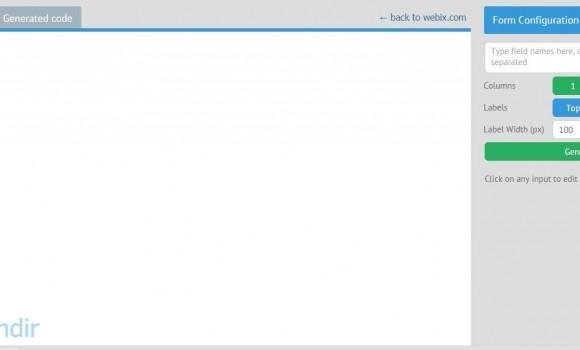 Form Builder Ekran Görüntüleri - 3