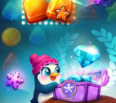 Frozen Frenzy Mania Ekran Görüntüleri - 4