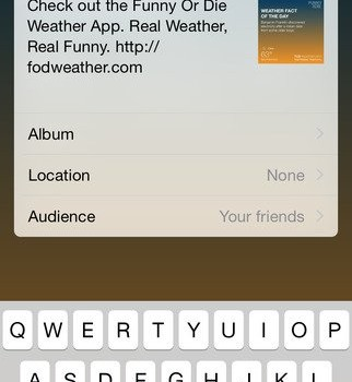 Funny Or Die Weather Ekran Görüntüleri - 1