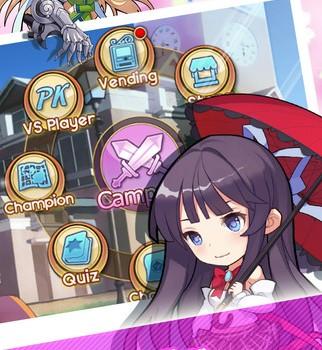 Girls X Battle Ekran Görüntüleri - 1