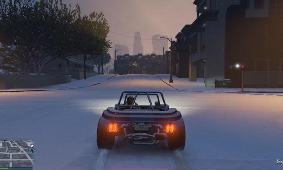 GTA 5 Snow Mod Ekran Görüntüleri - 1