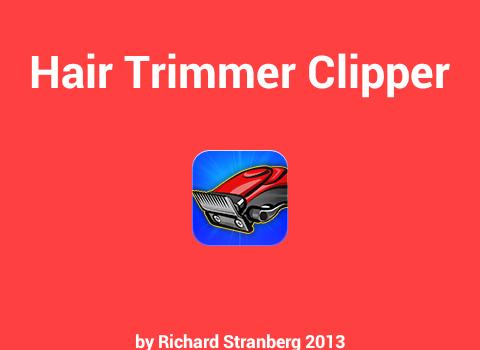 Hair Trimmer Clipper Ekran Görüntüleri - 1
