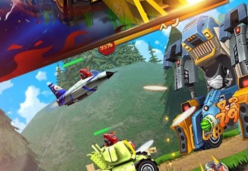 Hero Panda vs Zombies Ekran Görüntüleri - 1