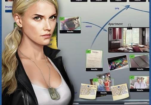 Homicide Squad: Hidden Crimes Ekran Görüntüleri - 2