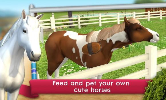 HorseWorld: Show Jumping Ekran Görüntüleri - 1