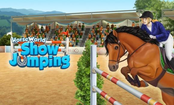 HorseWorld: Show Jumping Ekran Görüntüleri - 4