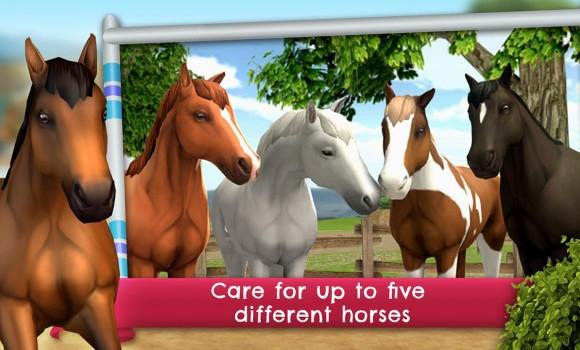 HorseWorld: Show Jumping Ekran Görüntüleri - 3