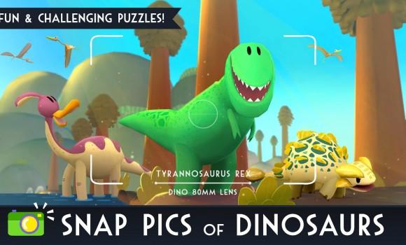 Jurassic GO Ekran Görüntüleri - 1