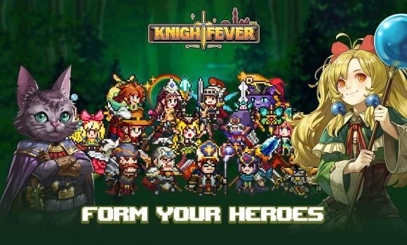 Knight Fever Ekran Görüntüleri - 5