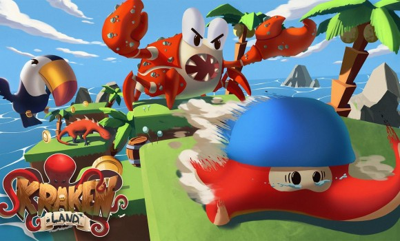 Kraken Land Ekran Görüntüleri - 5