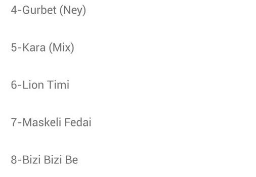 Kurtlar Vadisi Pusu Müzikleri Ekran Görüntüleri - 2