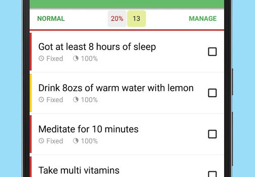 List: Daily Checklist Ekran Görüntüleri - 6