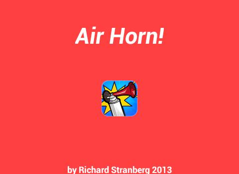 Loud Air Horn Ekran Görüntüleri - 4