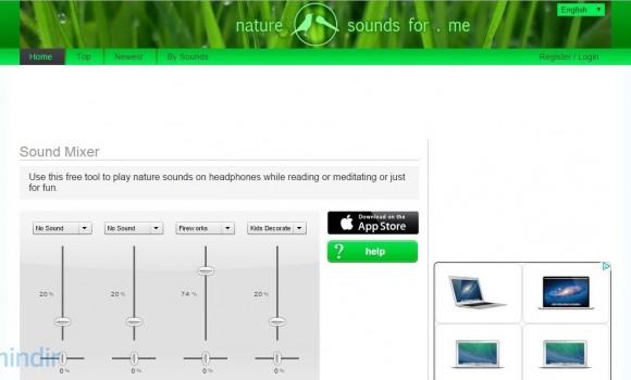 Nature Sounds Ekran Görüntüleri - 4