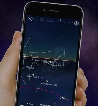Night Sky Lite Ekran Görüntüleri - 5