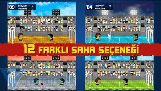 Online Kafa Topu Ekran Görüntüleri - 2