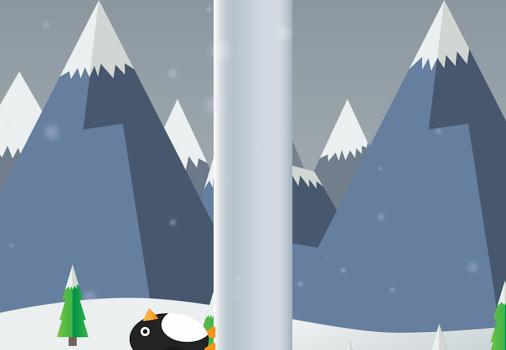 Penguin Run Cartoon Ekran Görüntüleri - 3