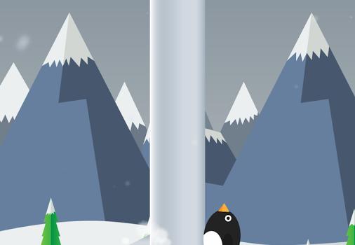 Penguin Run Cartoon Ekran Görüntüleri - 2