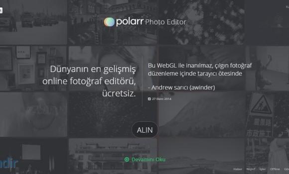 Polarr Photo Editor Ekran Görüntüleri - 4
