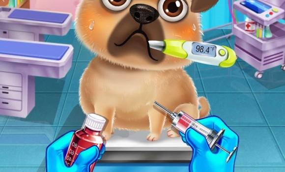 Puppy House Clinic Vet Doctor Ekran Görüntüleri - 4