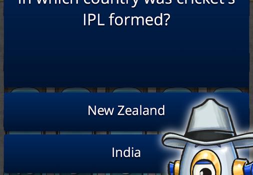 QuizTix: International Cricket Ekran Görüntüleri - 3