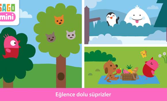 Sago Mini Forest Flyer Ekran Görüntüleri - 3