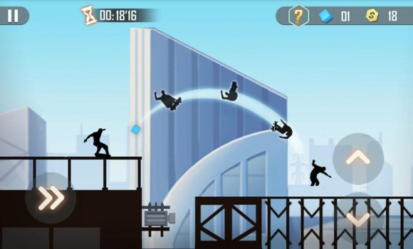 Shadow Skate Ekran Görüntüleri - 5