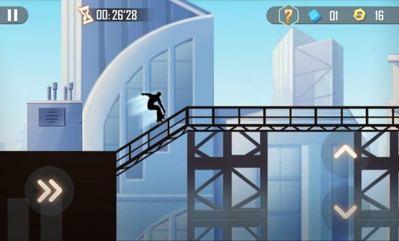 Shadow Skate Ekran Görüntüleri - 1